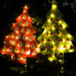 Оригинал НовогодниеукрашенияСанта-КлаусКалендарьДеревоКлипы Кулон Висячий декор