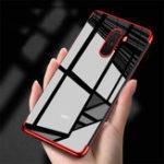 Оригинал ЦветноепокрытиеBakeey™ПрозрачныйSoft Защитная крышка ТПУ Защитная Чехол для Xiaomi Pocophone F1