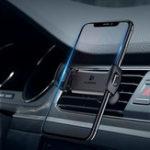 Оригинал FLOVEMEМощныйклип360градусоввращения Авто Держатель для Samsung Xiaomi мобильный телефон