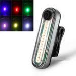 Оригинал XANESTL16COBМногорежимныйнемецкийстандартный байк Taillight USB аккумуляторная ночь Riding предупреждающий свет