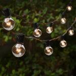 Оригинал 3M 7.7M LED Лампы String Light Fairy Лампа На открытом воздухе Фестиваль Рождественский декор Водонепроницаемы EU Plug AC220V