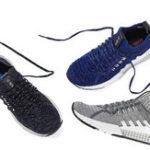 Оригинал XIAOMIFREETIE3D-печатьНаоткрытомвоздухе Спортивная обувь Flyknit Breathable Shock Absorbing Men Кроссовки