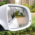 Оригинал Авто Водонепроницаемы Nano Противотуманные зеркала заднего вида Soft Защитная пленка Прозрачная