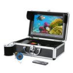 Оригинал Подводный 10inch камера HD Visual Рыбалка Система с LCD Экран IR/Светодиодный Инфракрасный Лампа ICE Рыбалка Горячие предложения