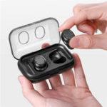 Оригинал [Bluetooth 5.0] TWS Touch Control True Wireless Наушник HIFI Стерео IPX5 Водонепроницаемы Гарнитура для наушников