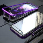 Оригинал BakeeyМагнитнаяадсорбцияМеталлическаяпрозрачнаязакаленное стекло Устойчивость к царапинам Чехол Для iPhone 6/6s/6 Plus / 6s Plus