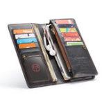 """Оригинал Caseme4.0""""-6.5""""смартфонуниверсальныймолнии кошелек наличные карманы несколько карт слот Телефон Clip Phone Сумка для iPhone / Samsung/"""