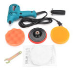 Оригинал 800W Электрическая полировальная машина для полирования Waxing Sander Buffer Speed Adjustable