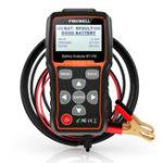Оригинал FOXWELL BT705 12V 24V Авто Система проворачивания и зарядки Тестер Батарея