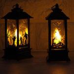 Оригинал HallowenFlameЛампаElectronicLEDДекоративные украшения для свечей