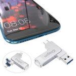 Оригинал iDragon 32GB 64GB 128GB Тип-c USB 3.0 OTG Micro USB U диск Flash Привод для Xiaomi Смартфон ПК
