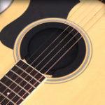 Оригинал Силиконовый Acoustic Classic Guitar Sound Hole Cover Silence Буферный блок для гитары Инструмент Аксессуары