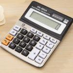 Оригинал Офисный калькулятор Mini Desktop 8 Digit Calculator Офис Финансовый учет Канцелярские товары