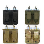 Оригинал WoSporT Многофункциональный тактический двойной пакет На открытом воздухе Охота MOLLE System Pocket Сумка