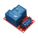 Оригинал 10шт BESTEP 1-канальный 5V Релейный модуль 30A с поддержкой изоляции оптопары Высокий и низкий уровень триггера для Arduino