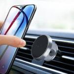 Оригинал RAXFLYМагнитнаясильнаяадсорбциявращенияна 360 градусов Авто Держатель для iPhone сотового телефона Xiaomi