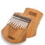 Оригинал GECKO K17НЕТTE 17 Ключи Kalimba Camphorwood Thumb Пианино с настройкой Hammer