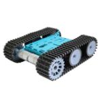 Оригинал DIY Smart RC Robot Авто Корпус для шасси с металлическим корпусом с шестерней GM325-31 Мотор для Arduino
