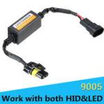 Оригинал 1Pcs 9005 Авто LED Декодер фары CANBUS Error Free HID Антибликовый нагрузочный резистор