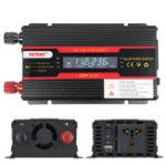 Оригинал 3000W Peak Power Inverter LCD Дисплей DC 12 / 24V to AC 110V / 220V Модифицированный преобразователь синусоидальной волны