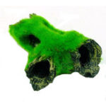 Оригинал Новый Аквариум Tree House Decor Mountain View Moss Fish Tank Ornament Decoration