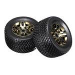 Оригинал 2PCS Гальванические шины для JLB Racing CHEETAH J3 1/10 RC Авто Запасные части EC1004