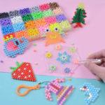 Оригинал Бисер Refuse совместим с Aquabeads и Beados Волшебный Водяные липкие бусины Art Crafts Toys