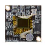Оригинал Caddx MB03-2 1/3 CMOS Датчик 1200TVL WDR 16: 9/4: 3 Основная плата печатной платы камера Модуль для Micro F2 камера