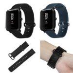 Оригинал Bakeey 20мм Натуральная Кожа Ремень для часов Стандарты для Xiaomi Amazfit Bip Youth Smart Watch