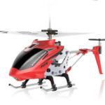 Оригинал SYMA S107H 2.4G 3.5CH Hover Altitude Hold RC Вертолет с гироскопом RTF