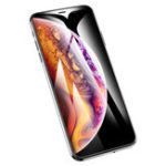 Оригинал Rock New 9D Hydrogel Screen Protector для iPhone XS Max 0.1mm Clear Bubble Free Full Coverage Film