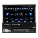 Оригинал 7 дюймов Авто MP5-плеер Bluetooth Touch A2DP IN Dash Радио Стерео аудио MP5 / MP3 / USB / AUX / FM