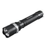 Оригинал EDC LED Фонарик и зажигалка Супер яркий дальний USB аккумуляторная бытовая На открытом воздухе