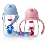 Оригинал XiaomiKalar210/300млПортативныйдетский корм для детей Baby Kids Бутылка для питьевой воды BPA Free