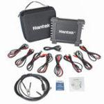 Оригинал Hantek 1008C 8-канальный программируемый генератор для автомобильной промышленности Осциллограф Цифровой мультимикс для хранения ПК Osciloscopio USB