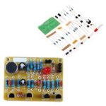 Оригинал DIY Модуль электронного голосового управления голосовым управлением Набор Обучение индукции DIY Производство Набор