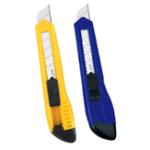 Оригинал 2 шт. Deli 2001 Art Knife Нержавеющая сталь Лопасти Универсальный нож 15.5cm x 3cm