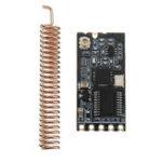 Оригинал 3Pcs GT-38 Беспроводной последовательный модуль MCU SI4438 / 4463 1200 Метр Получите интерфейс беспроводной связи UART