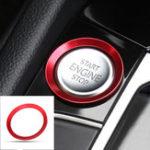 Оригинал Авто Начать Двигатель Кнопка обложки кнопки обложки для VW Golf 7 MK7 GTI R Jetta CC Arteon