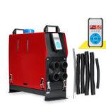 Оригинал 5KW / 3KW / 2KW 12V Air Diesel Нагреватель 4 отверстия Монитор PLANAR Digital Дисплей для грузовых автомобилей Boats Bus