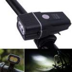 Оригинал XANESDL19950LMHeadlightSmartБатарея Дисплей 1500mAh Lithium Батарея USB перезаряжаемые 5 режимов IPX6 Водонепроницаемы Велоспорт Передний свет