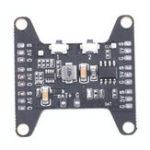 Оригинал WS2812 LED Поддержка платы контроллера Light Strip Light 2-6S 7 Цвет переключается с 5V BEC для RC Дрон