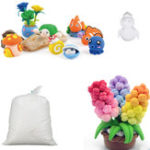 Оригинал 1000G / Сумка Полимерная глина Super Light Clay Slime Soft Интеллектуальная пластмассовая обучающая игрушка для обучения