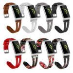 Оригинал Bakeey Сменный ремешок для часов Шаблон Часы Стандарты для Fitbit Charge 3 Smart Watch