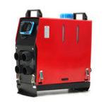 Оригинал 5KW / 3KW 12V Air Diesel Нагреватель Хост w / LED Key Digital Switch Дистанционный Контроллер Воздушный фильтр Масло Насос