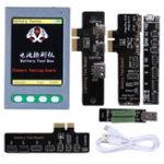 Оригинал Батарея Тестер Батарея Тестер детектора проверки Коробка для iPhone 4G 4S 5G 5S 5SE 6G 6P 6S 6SP 7G 7P 8G 8P X6S IPAD a Clear Clear Cycle