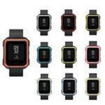 Оригинал Bakeey Двойной цвет Soft ТПУ Protector Чехол для Xiaomi Huami Amazfit Bip Pace Youth Smart Watch