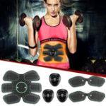 Оригинал МышечнаястимуляциятренировочногоснаряженияABSШесть упражнений для тренировки мышц тела для брюшного пресса