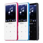Оригинал Mahdi M310 2.4 дюймов Сенсорный экран Bluetooth Lossless HiFi MP3 Music Player Поддержка AB Повтор записи голоса FM TF карта
