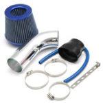 Оригинал 3 дюймов 75 мм Авто Система подачи холодного воздуха Турбо-индукционная труба Трубка и конический фильтр